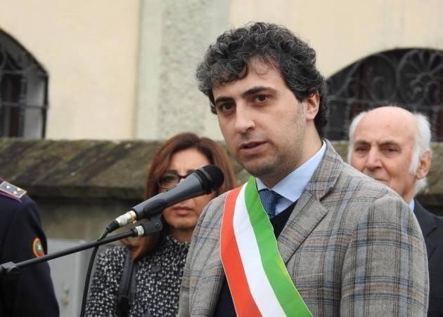 Gerre de Caprioli Il sindaco Michel Marchi comunica misure di sostegno per sanificazione alle imprese