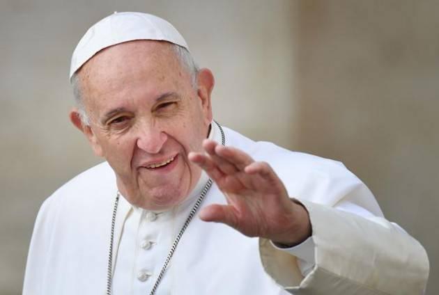 Città del Vaticano Papa: tanta gente ha perso lavoro, preghiamo per i disoccupati