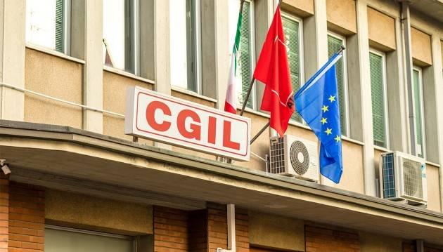 Decreto Legge  rilancio: Cgil, estendere periodo di cassa integrazione e accelerare pagamenti