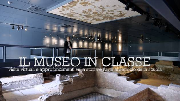 """A Brescia arriva """"Il museo in classe"""", visite virtuali e approfondimenti sulla storia e l'arte al servizio della scuola"""