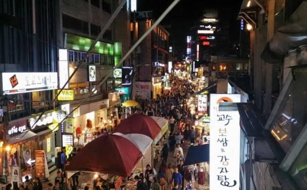 120 casi nei luoghi della movida di Seul