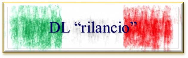 Dl Rilancio, ok del CdM,
