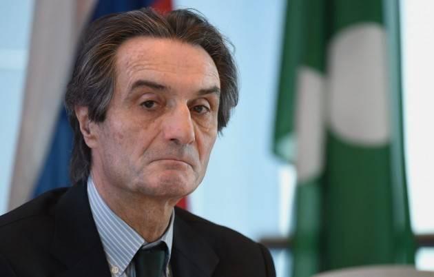 Indice di contagio in Lombardia tra i più bassi