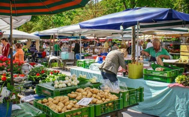 Maran: domani riaprono mercati agricoli
