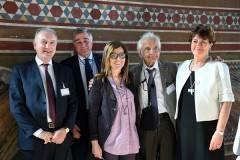 Piacenza Premio internazionale a Lucio Rossi, le congratulazioni del vice sindaco Baio: 'Un onore la sua presenza agli Stati Generali della Ricerca'