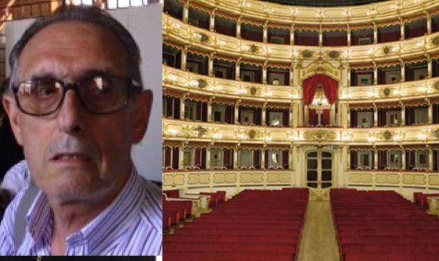 Cremona Il Teatro Ponchielli ha necessità di essere rilanciato. Abeni propone un'assise cittadina