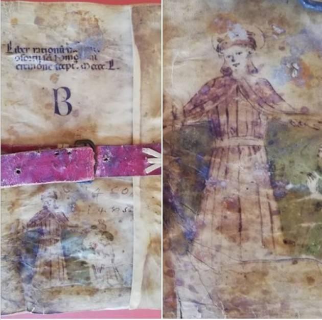 Archivio di Stato La carità a Cremona nel tardo Medioevo -Documento 5