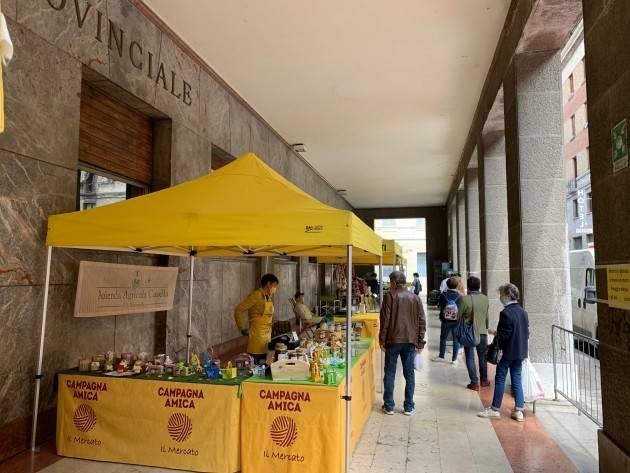 Coldiretti #MangiaItaliano, domani il Mercato di Campagna Amica presso il portico del Consorzio Agrario di Cremona