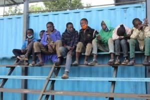 Pianeta Migranti Cremona . La voglia di vivere degli africani più forte del Covid 19