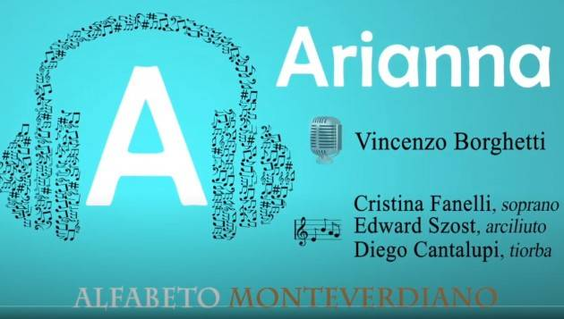 #ALFABETOMONTEVERDIANO | Teatro Ponchielli Cremona  (Video)