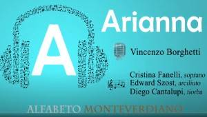 #ALFABETOMONTEVERDIANO | Teatro Ponchielli Cremona  (Video)