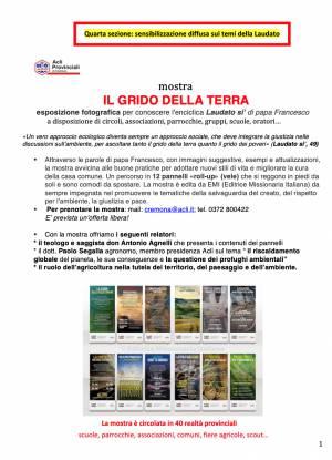 Le Acli di Cremona e l'ambiente