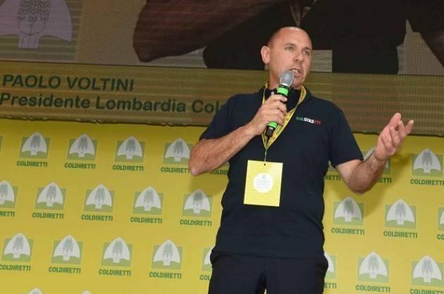 Cremona Voltini (Coldiretti) Dipendenti minacciati e costretti a dimettersi: interdetto da attività per un anno