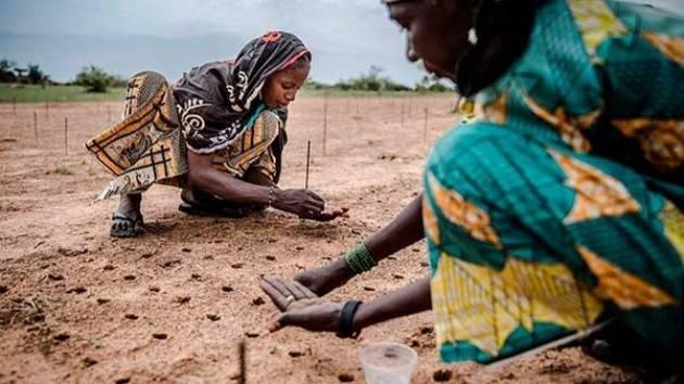 ''In Africa progresso a rischio, aggreverà la fame''