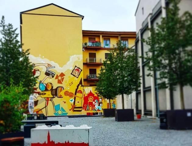 La foto di Angelo Garioni su sistemazione angolo Via Palestro a Cremona  raccoglie circa 70  commenti