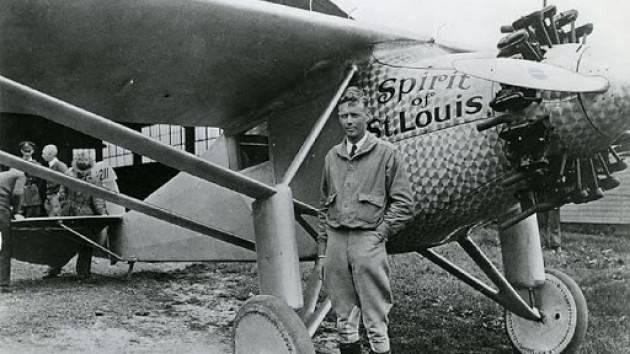 AccaddeOggi  21 maggio  1927 – Charles Lindbergh completa il primo volo transatlantico senza scalo in solitaria