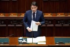 Conte alla Camera: ''Se il peggio è alle nostre spalle lo dobbiamo ai cittadini''