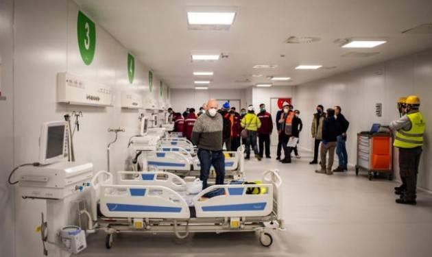 Aperto un fascicolo sull'ospedale in Fiera