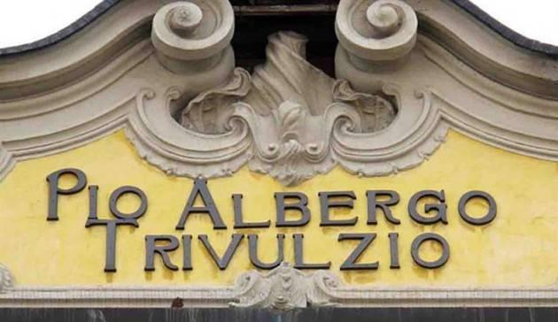 A maggio 34 morti nelle strutture del Pio Albergo Trivulzio