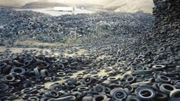 In Italia più di 520 km di strade realizzate con gomma riciclata da pneumatici fuori uso