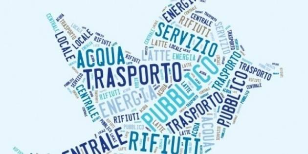 Il rilancio dell'Italia passa dagli investimenti in servizi pubblici