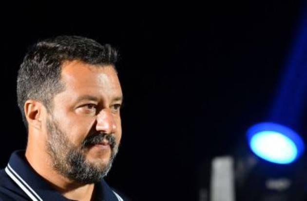 Salvini: ''A Catania chiedo un giusto processo''
