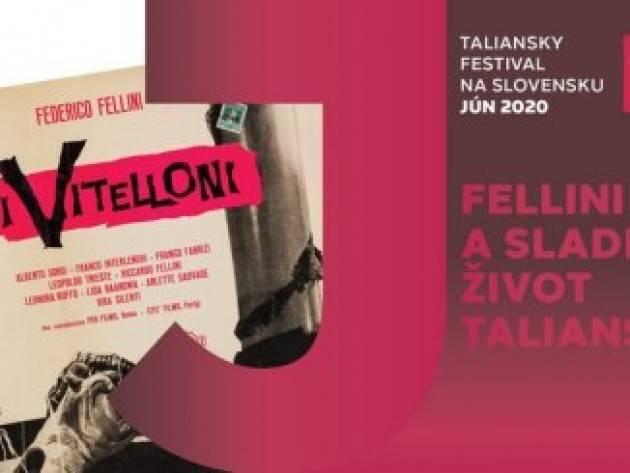 A Žilina arriva Fellini e la Dolce Italia. Domani l'inaugurazione