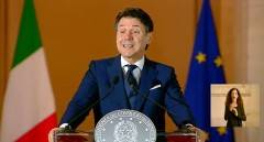Conte: ''Importante decisione di Renzi''