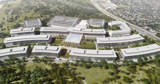 Apple aprirà il suo primo hotel
