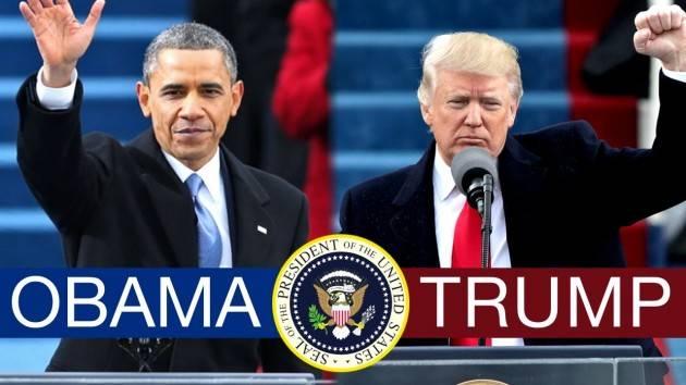 Gli attacchi velati di Obama e i contrattacchi spregiudicati di Trump | Domenico Maceri, PhD, USA