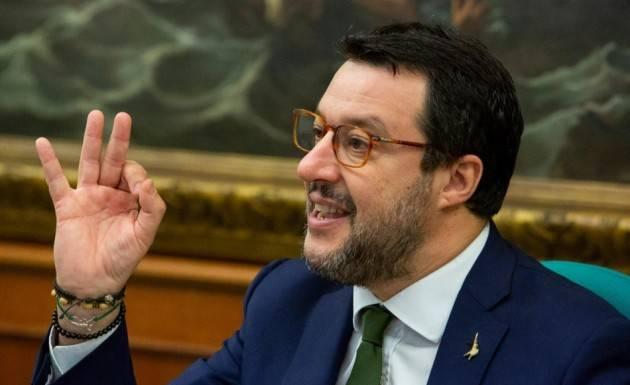 Il processo a Matteo Salvini slitta ad ottobre