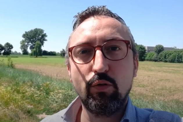 Matteo Piloni (Pd) 10 MILA ETTARI DI VERDE IN PIÙ IN LOMBARDIA ENTRO IL 2035 (Video)