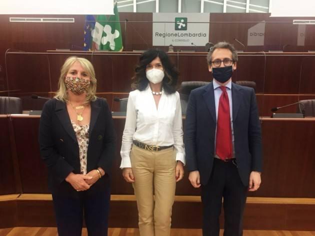 Lnews Lombardia : Patrizia Baffi (Italia Viva) eletta presidente Commissione inchiesta su emergenza Covid-19