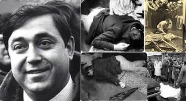 AccaddeOggi 28 maggio 1980 – Milano terroristi delle BR assassinano Walter Tobagi, giornalista di punta del Corriere della Sera