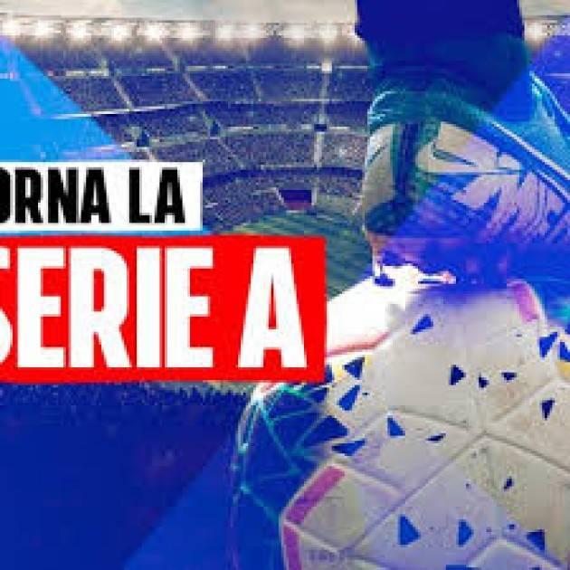 Serie A, ufficiale: si riprende il 20 giugno, Coppa Italia il 13?