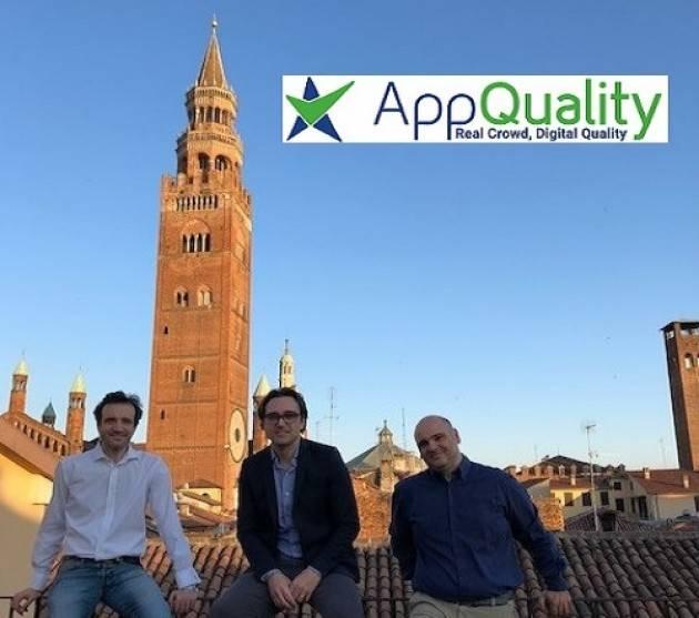 AppQuality, nata nel Campus di Cremona, ottiene un round di investimento da 3,5 milioni di euro