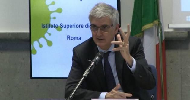 Iss: in Italia nessuna situazione critica