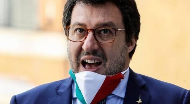 Salvini: ''Flat tax da 13 miliardi per imprese e famiglie nella Fase 2''