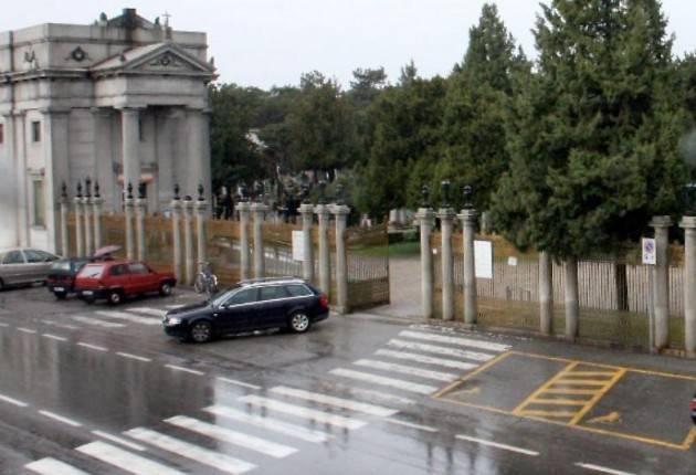 Cremona DAL 1° GIUGNO NUOVI ORARI DI INGRESSO AL CIVICO CIMITERO