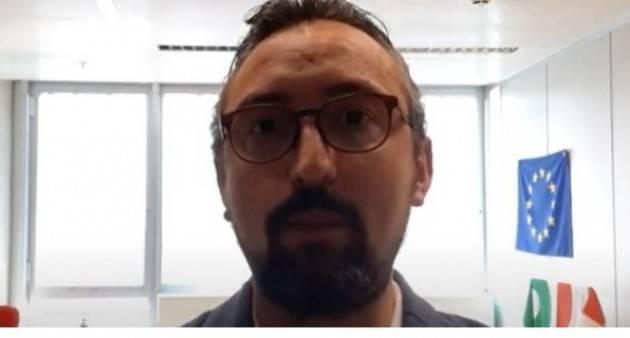 News Matteo Piloni (PD): 14°settimana Covid, visite sanitarie cremasco, assistenza domiciliare (Video)