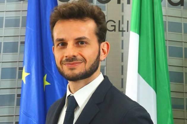 Covid. Degli Angeli(M5S Lombardia). SMS a casaccio e dati persi:  gestione fantozziana'