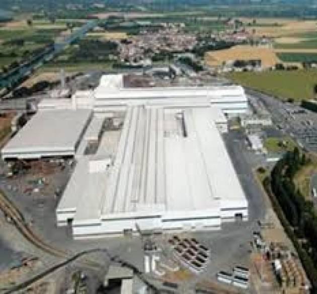 Cremona Anche Acciaieria Arvedi  installa un nuovo impianto Fotovoltaico sul tetto