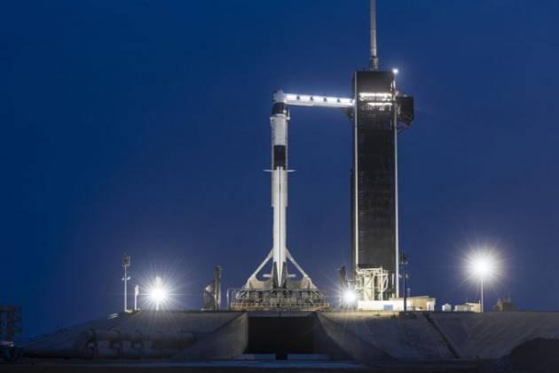 Lanciato il Falcon 9