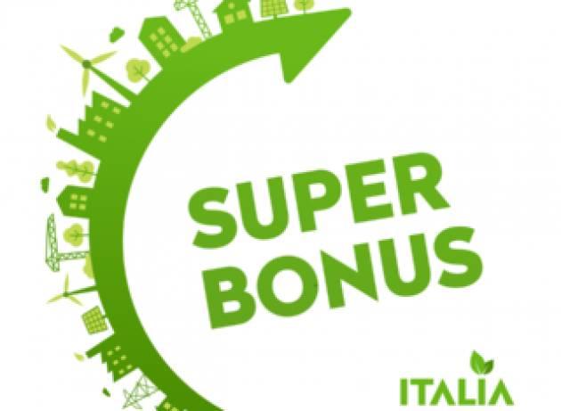 Il superbonus al 110% piace in Europa e il Governo punta ad estenderlo al 2022