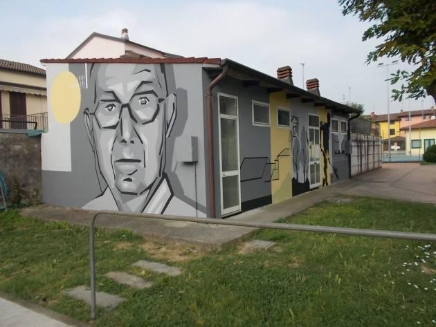 Arci Persichello Un murales in ricordo di Luigi Ghisleri