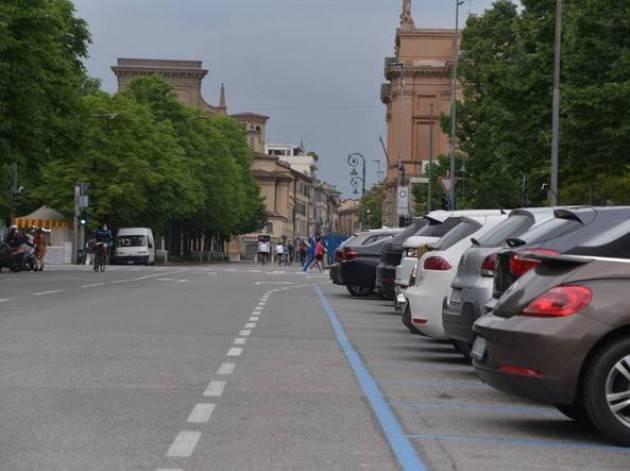 BERGAMO: Sosta per residenti, dal 1 giugno stop alle agevolazioni legate all'emergenza coronavirus