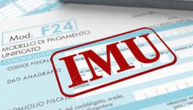 IMU e pagamento dell'acconto entro il 16 giugno: per eventuali proroghe decidono i Comuni