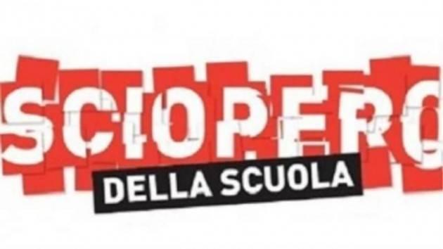 Rifondazione Comunista sostiene gli scioperi nella scuola del 3 ed 8 giugno | Francesca Berardi (Cremona)