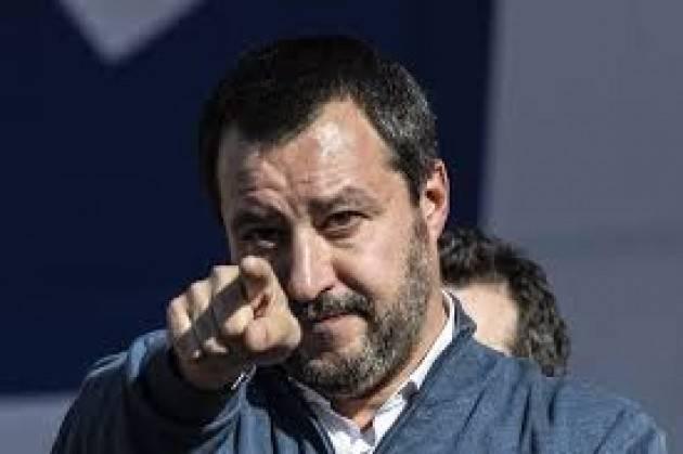 Salvini: ''Palamara? Scuse tardive, riformare subito la Giustizia''