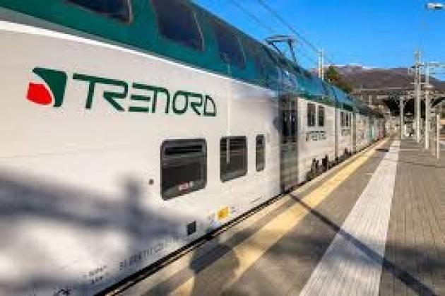 Dal 3 giugno Trenord 100% posti e potenzia linee